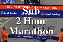 Γιατί δε θα σπάσει το φράγμα των 2 ωρών στο Μαραθώνιο δρόμο