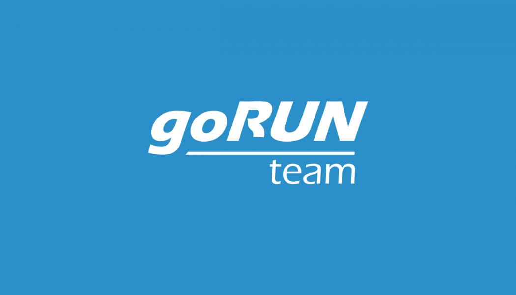 Η goRUN team είναι γεγονός!