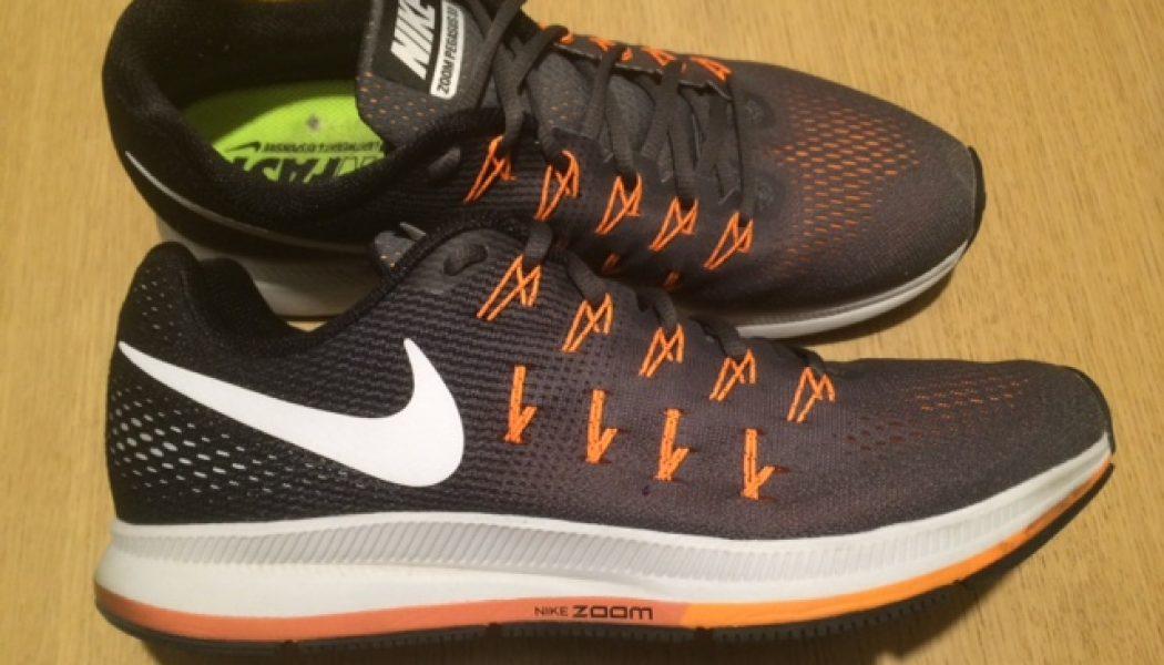 info pour 1a93e 5cc67 Nike Pegasus 33 - goRUN