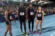 Ο Usain Bolt ξεκίνησε με νίκες το 2017