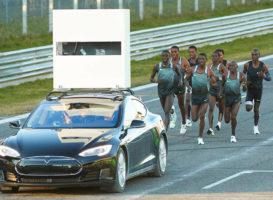Η προσπάθεια για το Breaking2 της NIKE θα γίνει στην πίστα της Monza. Έγινε η πρώτη δοκιμή.