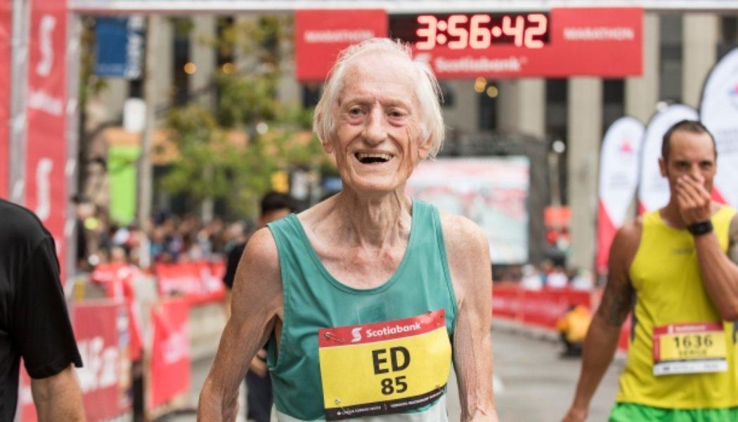 Πέθανε ο Ed Whitlock, ο θρύλος των ηλικιακών ρεκόρ