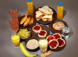 Διατροφή πριν τον αγώνα