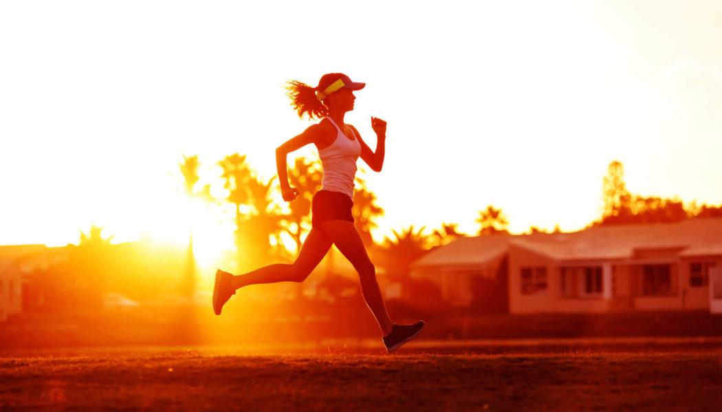 Τρέξιμο σε θερμά κλίματα