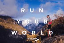 Η SAUCONY® ΛΑΝΣΑΡΕΙ ΤΗΝ ΝΕΑ ΤΗΣ ΚΑΜΠΑΝΙΑ «RUN YOUR WORLD