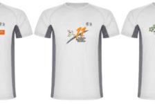 """Hercules Mountain Marathon"", ""Ελλέβορος"" και ""Φαρμακίδες"" 3 τεχνικά t-shirt"
