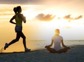 Διαλογισμός και Τρέξιμο