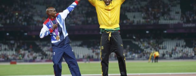 Usain Bolt – Mo Farah, το τέλος δύο γιγάντων του στίβου