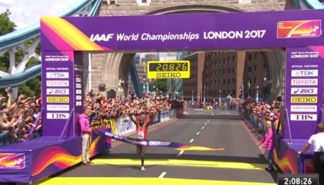 Λονδίνο 2017: Geoffrey Kipkorir Kirui νικητής του μαραθωνίου σε 2.08.27