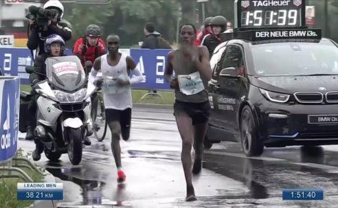 Συμπεράσματα από τον Berlin Marathon 2017