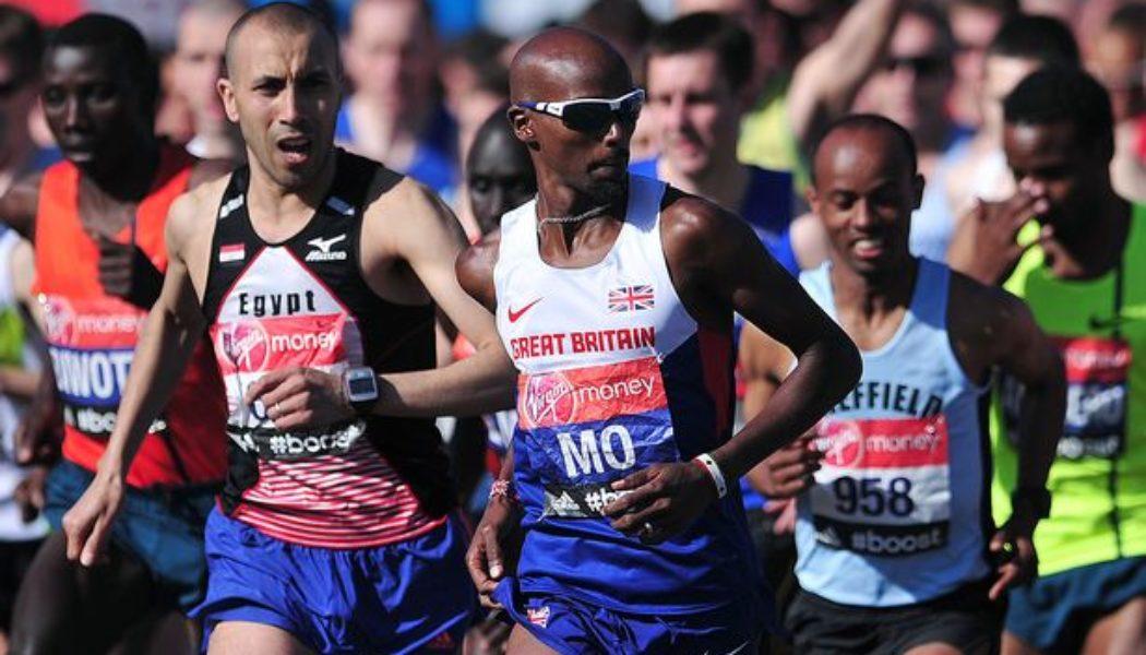 Ο Mo Farah θα τρέξει στον Μαραθώνιο του Λονδίνου