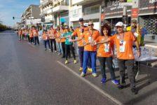 """Εθελοντές: Οι αθόρυβοι """"εργάτες"""" του Αυθεντικού Μαραθώνιου της Αθήνας"""