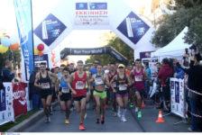 Γιορτή αθλητισμού και πολιτισμού με 6000 δρομείς  στον 3ο Αγώνα Ιστορικής Μνήμης Νέας Σμύρνης