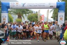 Πολυαθλητικό φεστιβάλ Αιδηψού: ένα μοναδικό τριήμερο αθλητισμού και ευ ζην