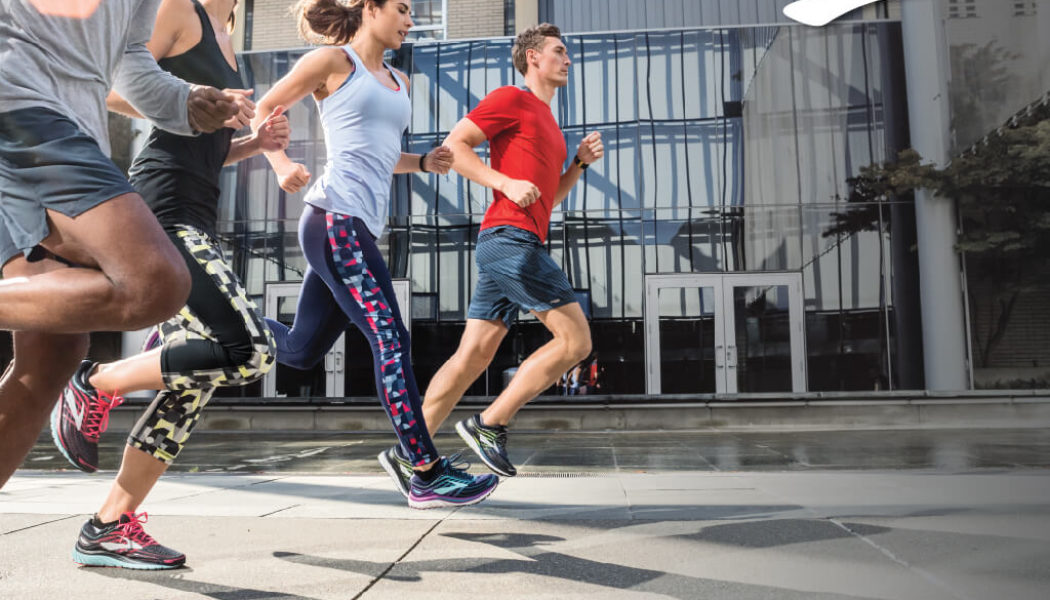 BROOKS CLINICS POWERED BY RUNNER STORE