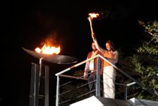 Η Φλόγα του Μαραθωνίου πρέσβης σε κάθε γωνιά του πλανήτη