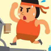 Τρέξιμο και επιπλέον σωματικό βάρος;