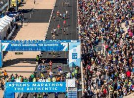 Ρεκόρ συμμετοχών στον 35ο Αυθεντικό Μαραθώνιο