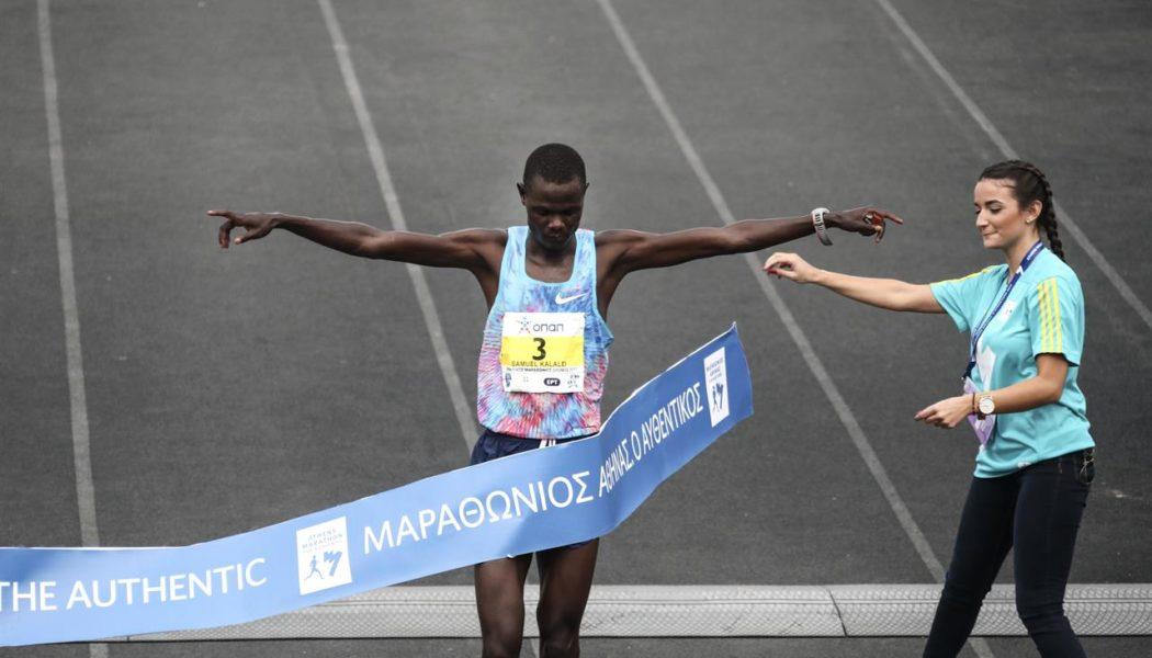 Καλαλέι και Μπαντάνε οι νικητές του 35ου ΑΜΑ – Γκελαούζος και Ρεμπούλη νικητές στο Πανελλήνιο Πρωτάθλημα