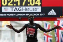 Η Keitany θα χρησιμοποιήσει άνδρες λαγούς για το WR στον London Marathon