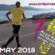 7ος Αγώνας Υγείας Αντιπάρου 24,4 χιλιόμετρα 2018