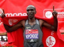 Ο Kipchoge θα πάει για τη νίκη στο Λονδίνο και όχι για το WR