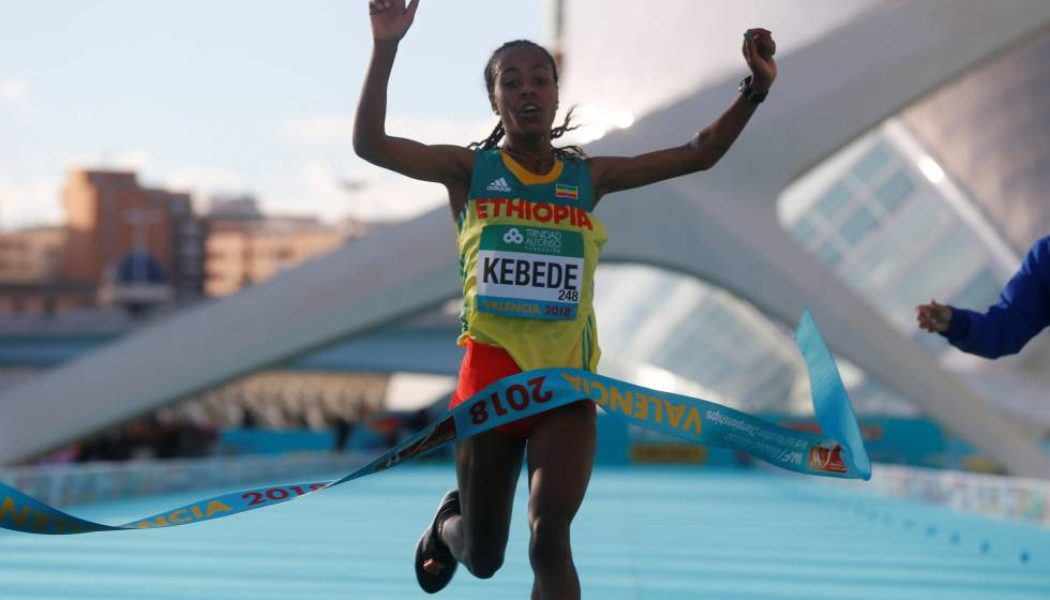 World Half Marathon, Valencia: Παγκόσμιο ρεκόρ η Gudeta, χατ τρικ ο Kamworor