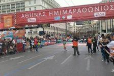Ημιμαραθώνιος Αθήνας: Γιαννοπούλου και Γκούρλιας νικητές στα 3χλμ.