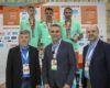 Ο Κώστας Γκελαούζος και η Ελευθερία Πετρουλάκη νικητές στον ημιμαραθώνιο