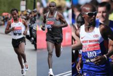 Δείτε ζωντανά τον 2018 London Marathon