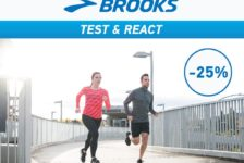 BROOKS Test & React