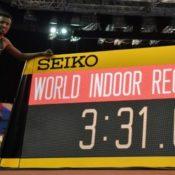 Παγκόσμιο ρεκόρ στα 1500m κλειστού στίβου από τον Samuel Tefera