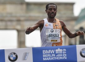 Berlin Marathon 2019: Ο Bekele έχασε το WR για μόλις 2″!