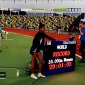 Νέο παγκόσμιο ρεκόρ στα 10.000m από την Gidey, μόλις δύο ημέρες μετά από αυτό της Hassan!