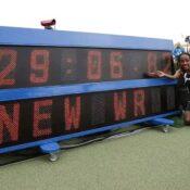 Νέο παγκόσμιο ρεκόρ στα 10.000m η Sifan Hassan!
